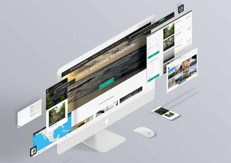 web design playa del carmen